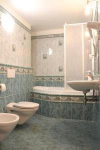 A bathroom at Pragapart