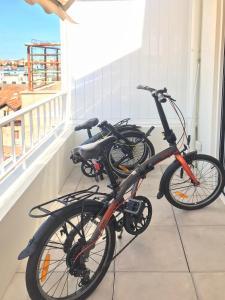 Montar en bicicleta en Studio 177 o alrededores