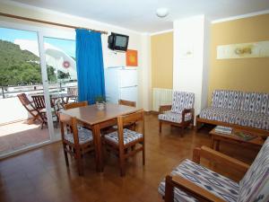 Area soggiorno di Apartamentos Ebusus