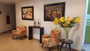 Area soggiorno di Hotel San Jorge Residencial