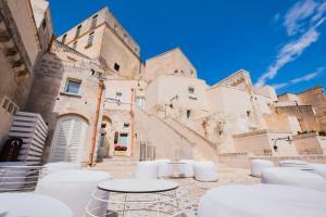 Aquatio Cave Luxury Hotel & SPA during the winter