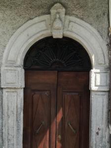 Facciata o entrata di La Casina del Borgo