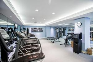 The fitness center and/or fitness facilities at Warwick Melrose Hotel