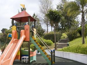 Children's play area at Novotel Setubal