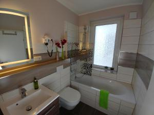 A bathroom at gapart - Apartments mit Küche