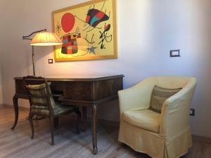 Zona de estar de Appartamento Vittoria