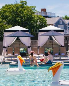 The swimming pool at or near The Nantucket Hotel & Resort