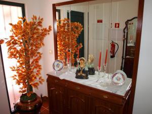 A bathroom at Chalé Chafaris D'el Rei