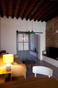 A bathroom at A casa tua - Apartment in Florence
