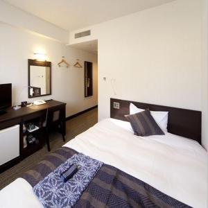 シルクイン鹿児島にあるベッド