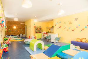 De kidsclub van Martinhal Sagres Beach Family Resort Hotel