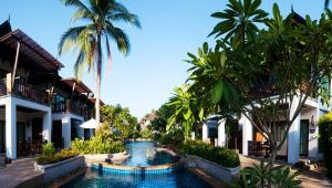 The swimming pool at or close to Railay Village Resort-SHA Plus