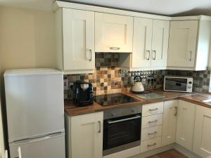 A kitchen or kitchenette at Mountain View