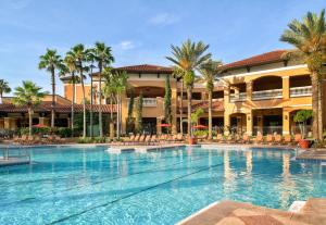 The swimming pool at or near Floridays Orlando Two & Three Bed Rooms Condo Resort
