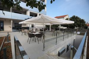 A restaurant or other place to eat at Hotel Scala d'Oro