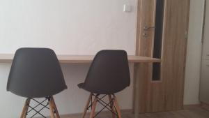 Posezení v ubytování M&C Apartmans