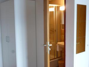 Ein Badezimmer in der Unterkunft Gasthaus Engel