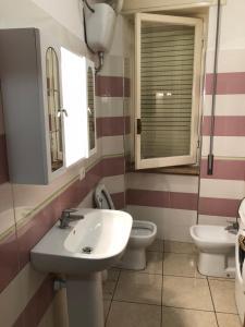 A bathroom at Terni In Centro
