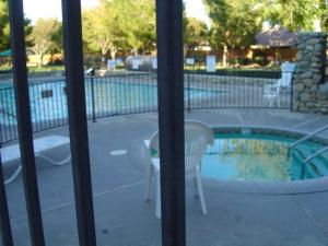 The swimming pool at or near Desert Oasis