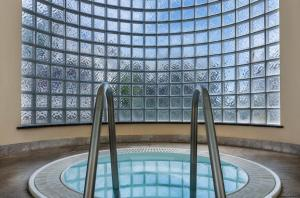 The swimming pool at or near Sao Miguel Park Hotel