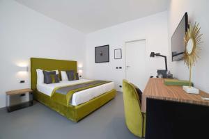 Letto o letti in una camera di LeMummarelle133