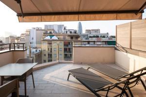 Balcone o terrazza di Catalonia Sagrada Familia