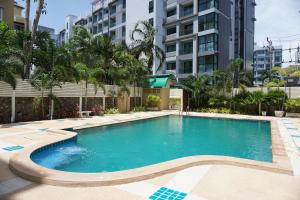 The swimming pool at or near City 1 Residence