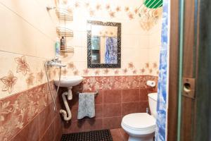 Ванная комната в Ostrogozhskaya 79