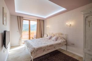 Легло или легла в стая в Villa ADELHEIDE - Spa, Jacuzzi, BBQ