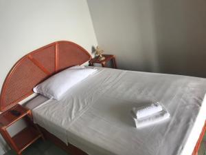 Letto o letti in una camera di Hotel Baia Dell'Est
