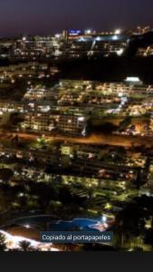 Een luchtfoto van Monterrey Apartamentos