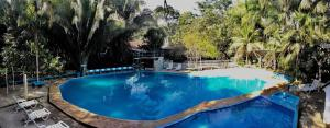 The swimming pool at or close to Villa Hermosa