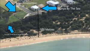 A bird's-eye view of Bunya By The Sea