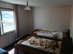 A bed or beds in a room at Levan & Megi