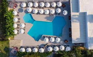 A view of the pool at Diamond Boutique Hotel or nearby