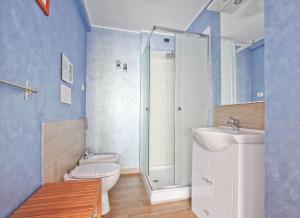 Ένα μπάνιο στο Vacanze a Roma