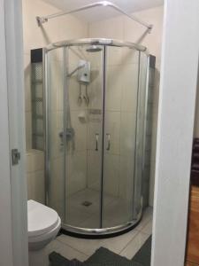 A bathroom at Condotel