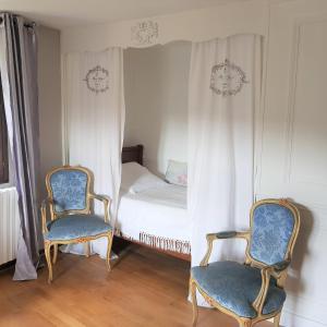 Un ou plusieurs lits dans un hébergement de l'établissement L'Aumônerie