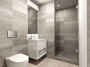 A bathroom at Seven Wishes Boutique Residence