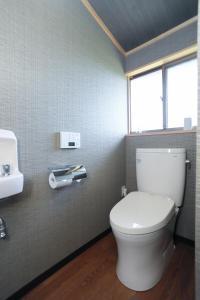A bathroom at Jinpuso