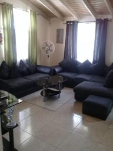 A seating area at Comfort Living
