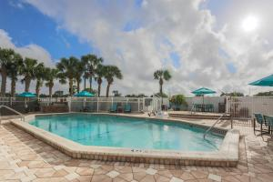 The swimming pool at or near Residence Inn St. Petersburg Clearwater