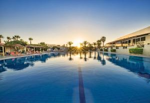 The swimming pool at or near Eurovillage Achilleas Hotel