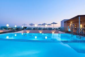 The swimming pool at or near Eurostars Ibiza