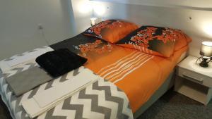 Krevet ili kreveti u jedinici u objektu Park Rooms