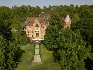 A bird's-eye view of Ringhotel Villa Westerberge