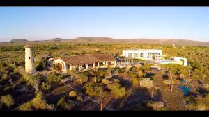 Vue panoramique sur l'établissement Villa Claire