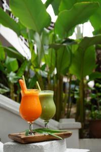 Drinks at Villa Samadhi Kuala Lumpur - By Samadhi