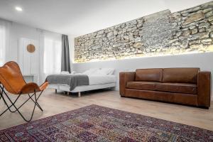 Posedenie v ubytovaní 32 de Agosto rooms by SanSebastianForYou