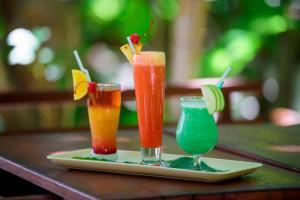 Напитки в Biyadhoo Island Resort